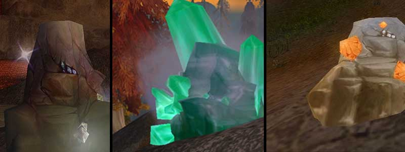 TBC Mining Leveling Guide
