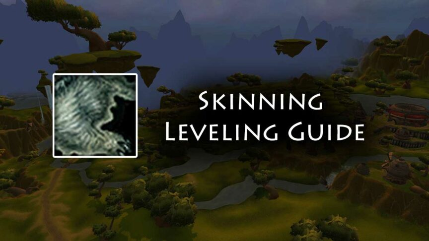 TBC Skinning Leveling Guide
