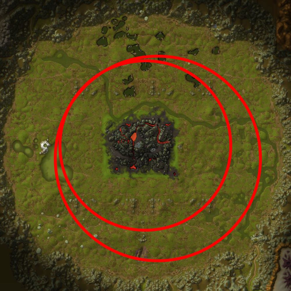 Un'Goro Crater Dreamfoil farming routes
