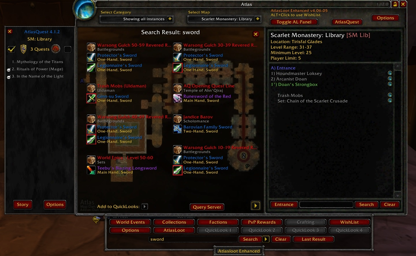 10 Must have Addons for Classic WoW 1.13