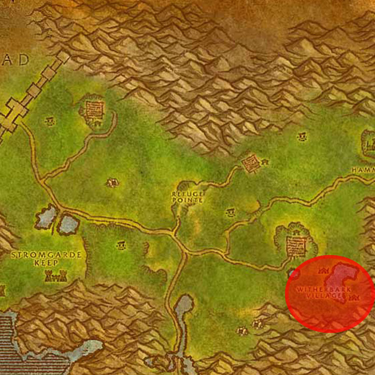 Arathi highlands trolls