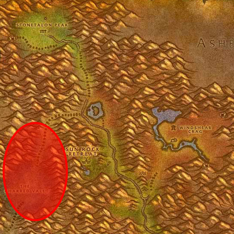 stonetalon mountains medium leather farming