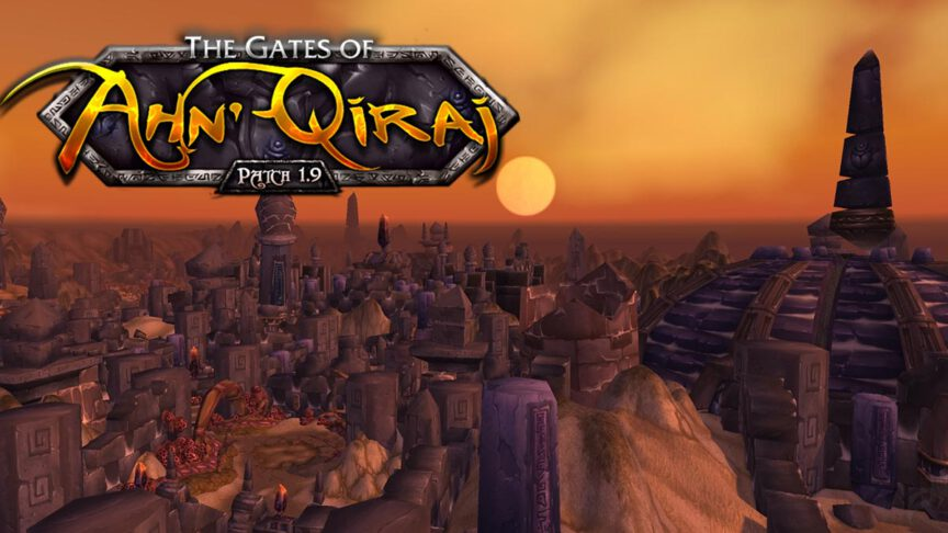 Preparing for Phase 5 and Ahn'Quiraj release